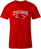Townsville Cyclones Official Team Logo T-Shirt