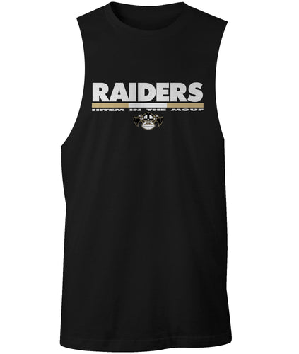 NW Raiders Hit Em In the Mouf 2020 Ice Muscle T