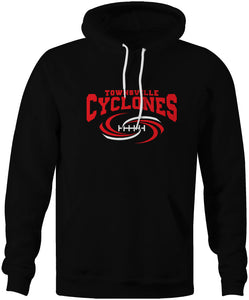 Townsville Cyclones Official Logo Team Hoodie