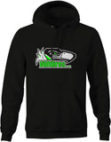 Toowoomba Valleys Vultures Official Logo Hoodie