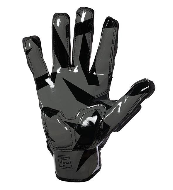 XENITH LINEMAN POWER PADDED FOOTBALL GLOVES