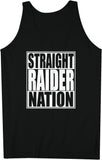Straight Outta Raiders Singlet