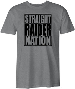 Straight Outta Raiders T Shirt