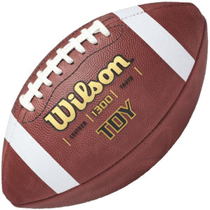 Wilson TDY Leather Football - (Ladies Size)