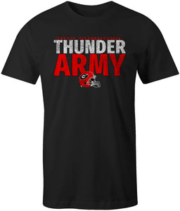 Thunder Army Sunbowl T-shirt