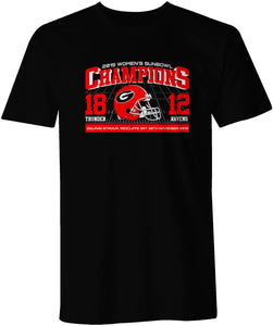 Griffith Thunder  2019 Champions T-Shirt