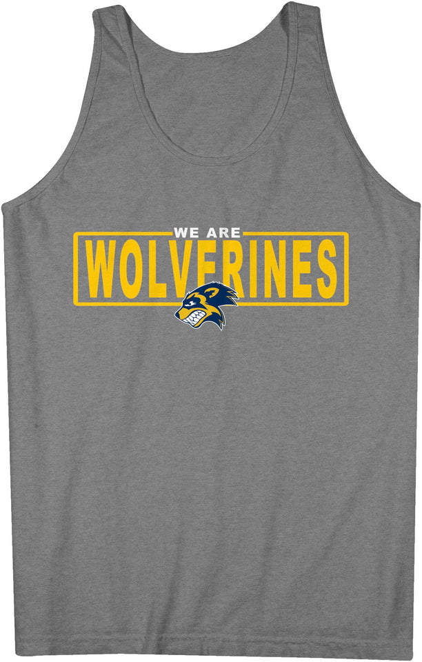 We Are Wolverines Singlet
