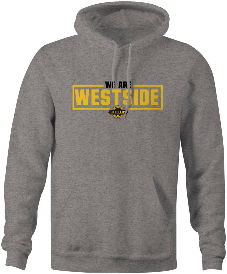 Westside Steelers We Are Westside Hoodie