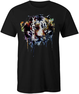 XHURIE Ltd Edition Beastmaster Tiger T Shirt