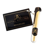 Royal Rolling 24K Gold Cone