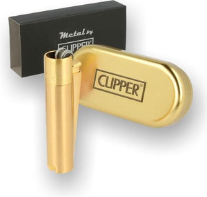 Royal Rolling Gift Package | 2x Deluxe | 24K Cone | Gold Clipper