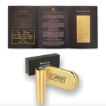 Royal Rolling Gift Package | Single Deluxe | Gold Clipper