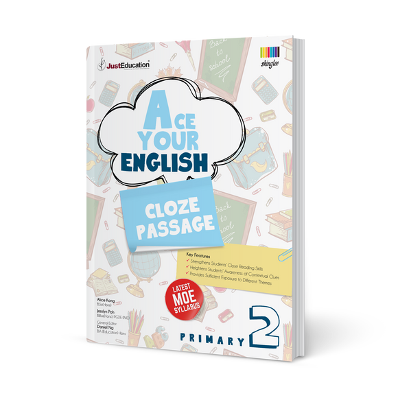 Ace Your English (Cloze Passage) - Primary 2