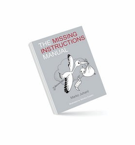 The Missing Instructions Manual (Pogrešani napotki v ANG)
