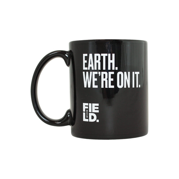 Earth. We're on It. Mug | Field Museum Store