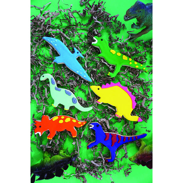 Dinosaur Cookie Cutter 6-Piece Set | Field Museum Store