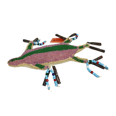 Plains Tribe Beaded Lizard | Field Museum Store