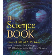 The Science Book: From Darwin to Dark Energy 250 Milestones in the History of Science | Field Museum Store