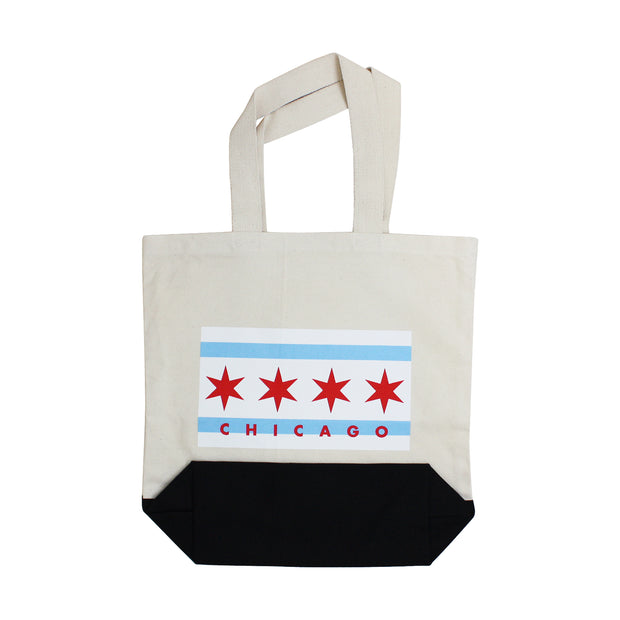 Chicago Flag Tote | Field Museum Store
