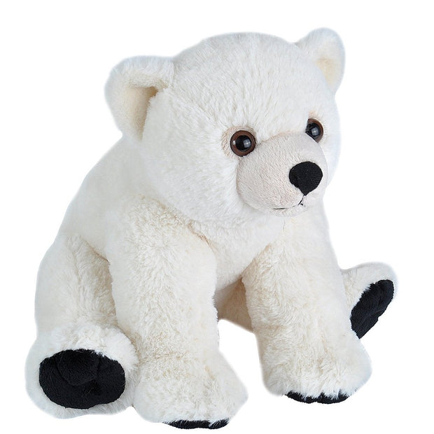 Baby Polar Bear Plush | Field Museum Store