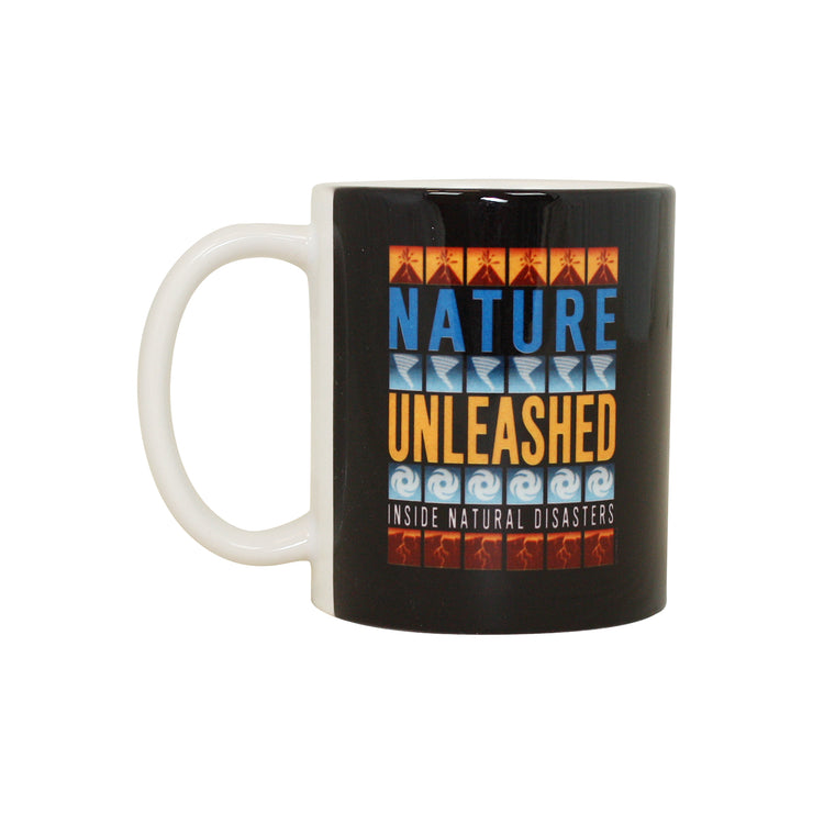 Nature Unleashed: Inside Natural Disasters Mug | Field Museum Store
