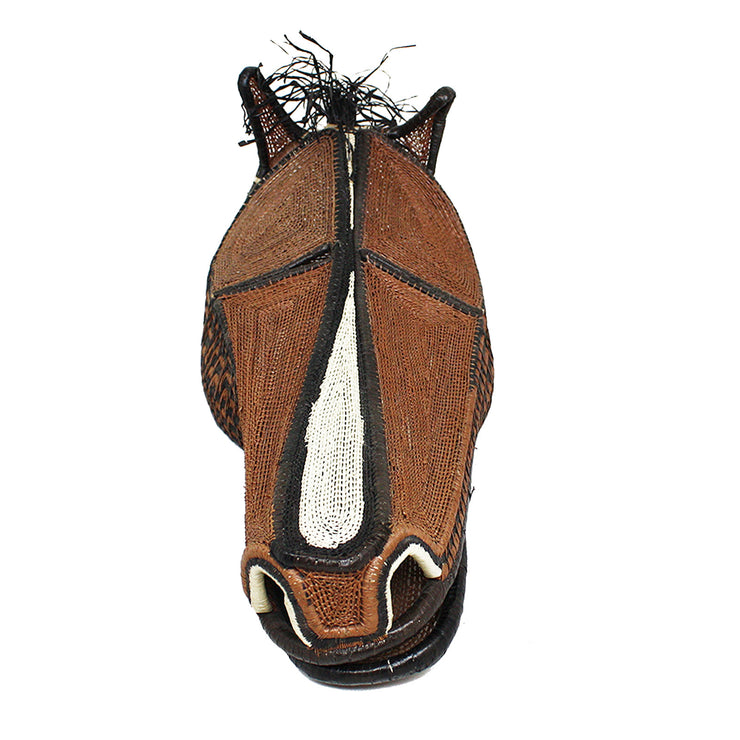 Brown Horse Embera Mask | Field Museum Store