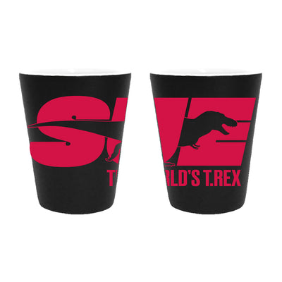 SUE the T. rex Matte Shot Glass | Field Museum Store