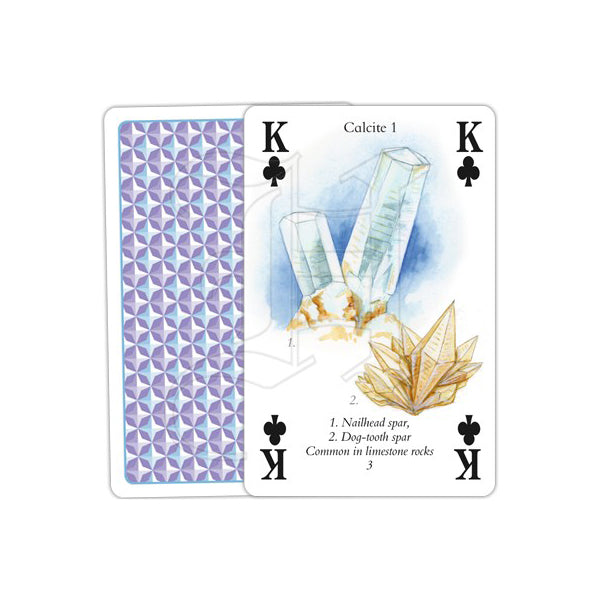 Gems & Minerals Playing Cards | Field Museum Store