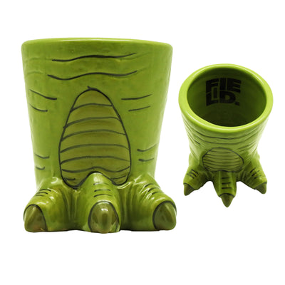 T. rex Foot Shot Glass | Field Museum Store