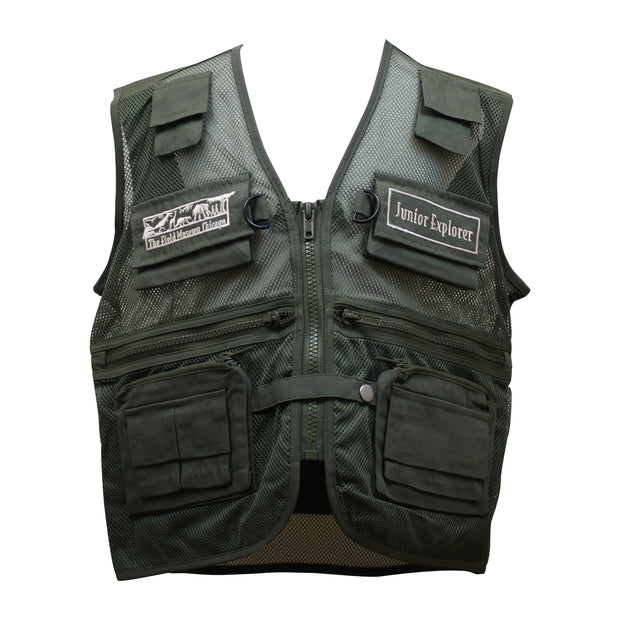 Field Museum Junior Explorer Vest | Field Museum Store