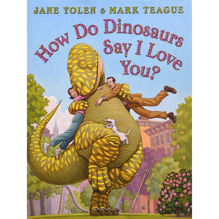 How Do Dinosaurs Say I Love You? | Field Museum Store