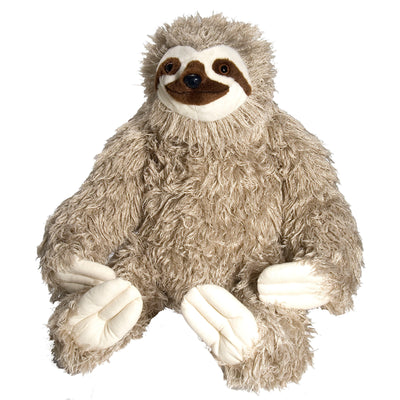 Jumbo Sloth Plush | Field Museum Store