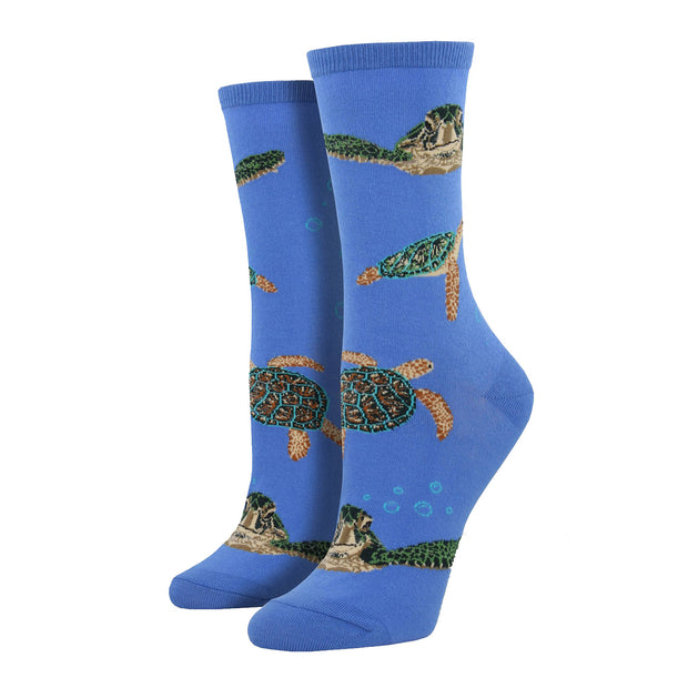Sea Turtle Socks | Field Museum Store
