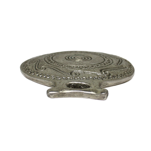 Greek Frying Pan Motif Paperweight | Field Museum Store