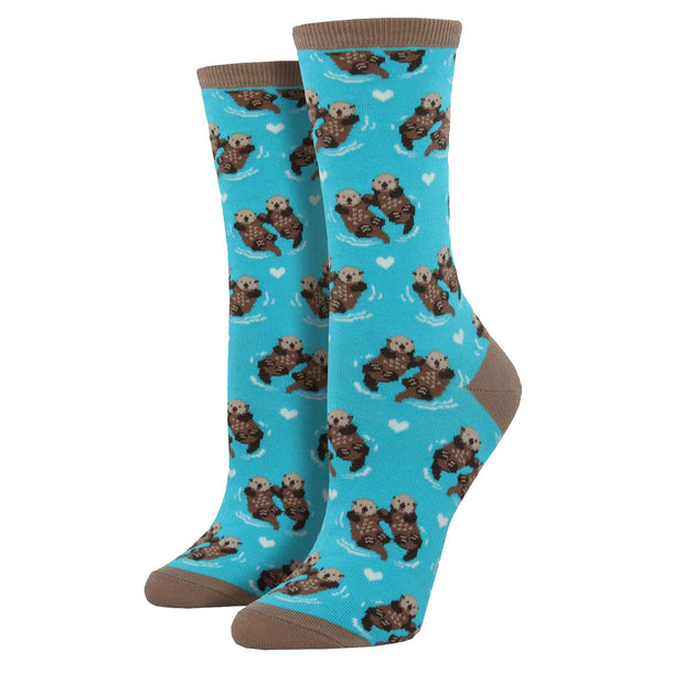 Significant Otter Socks | Field Museum Store