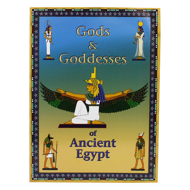 Gods & Goddesses of Ancient Egypt Foldout | Field Museum Store