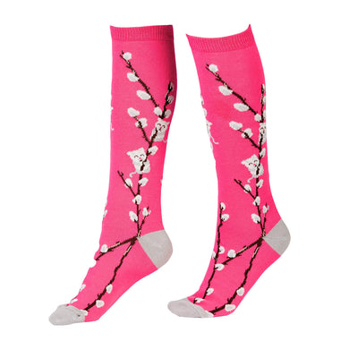 Kitty Willows Junior Knee Socks | Field Museum Store