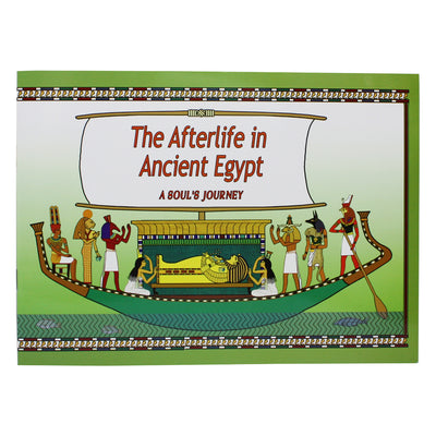 The Afterlife in Ancient Egypt: A Souls Journey | Field Museum Store