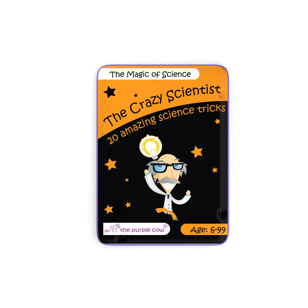 The Crazy Scientist - The Magic Of Science | Field Museum Store