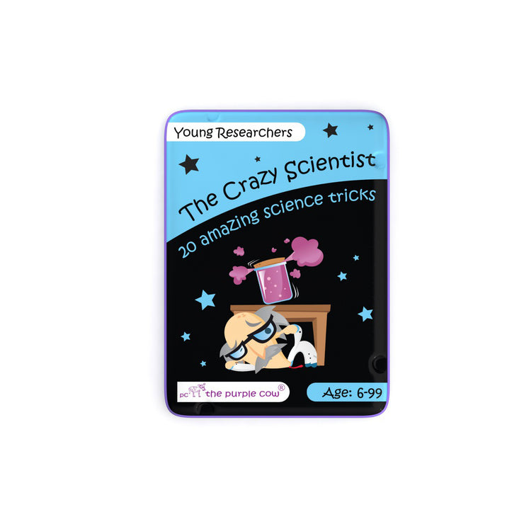The Crazy Scientist - Young Researchers | Field Museum Store