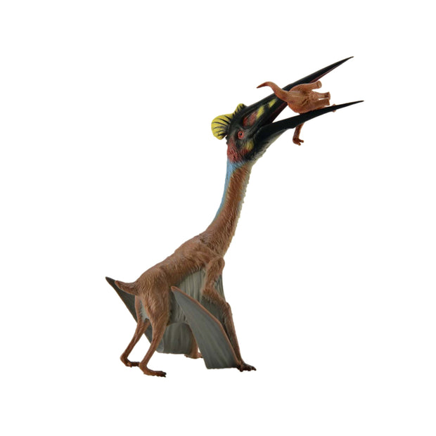Quetzalcoatlus with Prey Figurine | Field Museum Store