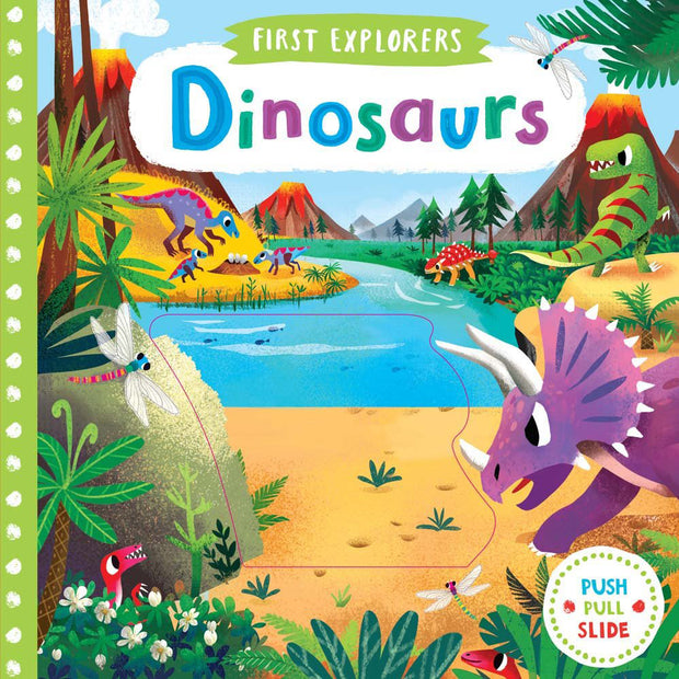 Dinosaurs Board Book | Field Museum Store