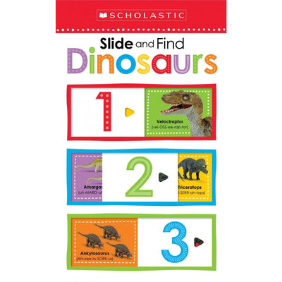 Slide and Find Dinosaurs | Field Museum Store
