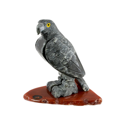 Eagle with Rock Base | Field Museum Store