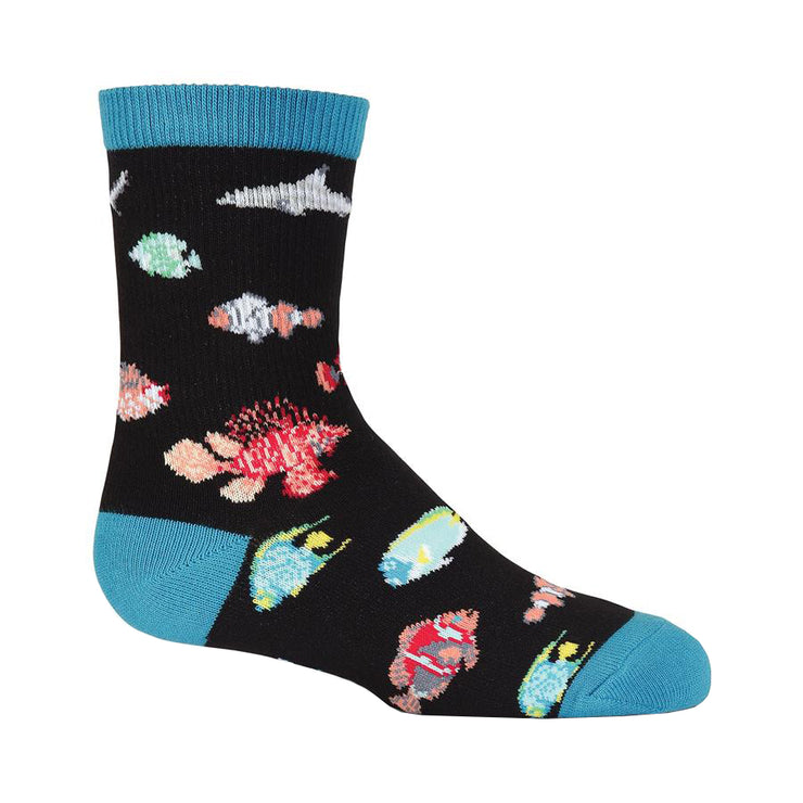Tropical Fish Youth Socks | Field Museum Store