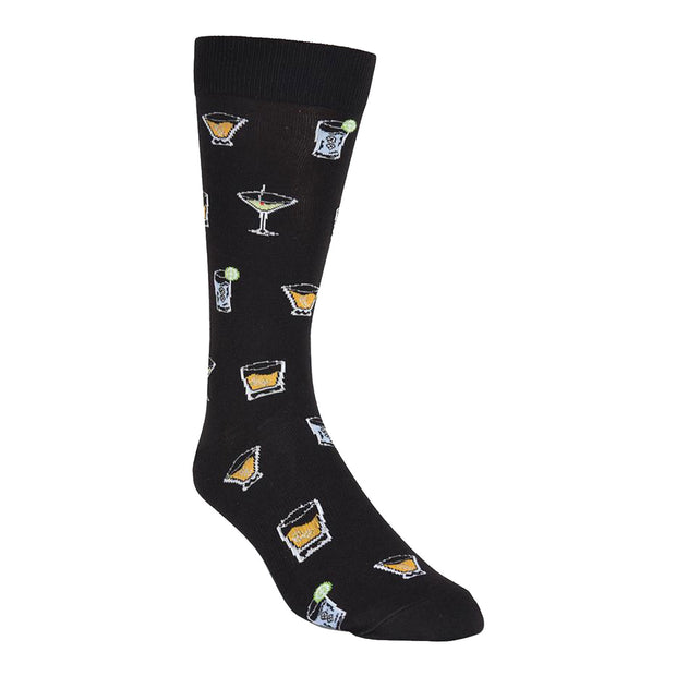Cocktails Crew Socks | Field Museum Store