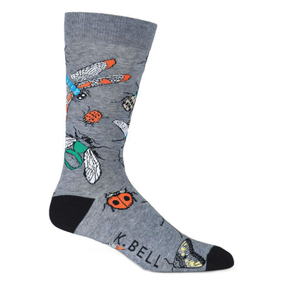 Insect Crew Socks | Field Museum Store