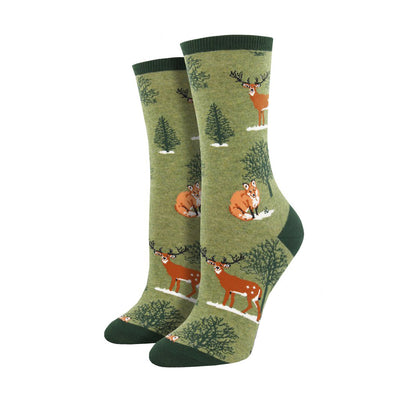 Winter Forest Socks | Field Museum Store