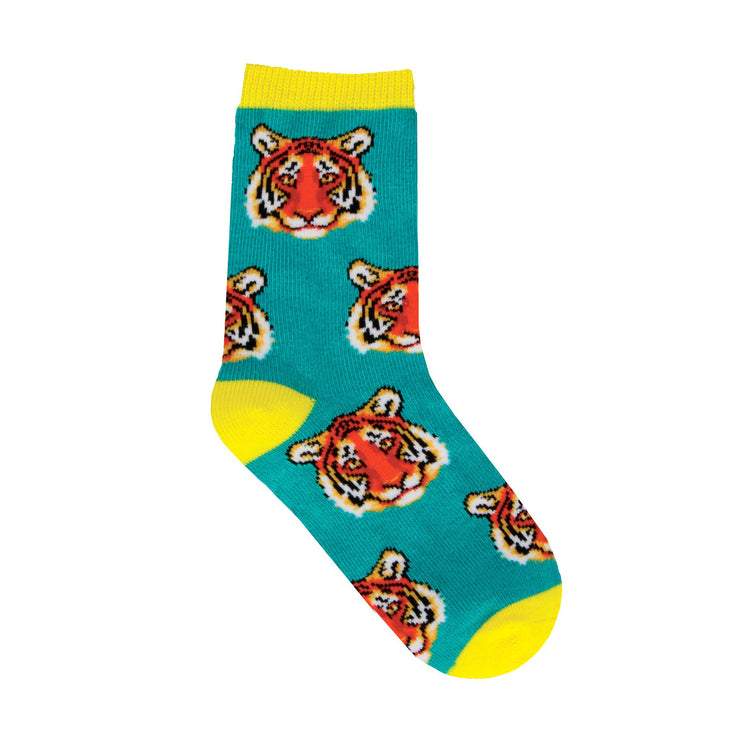 Tiger Youth Socks | Field Museum Store