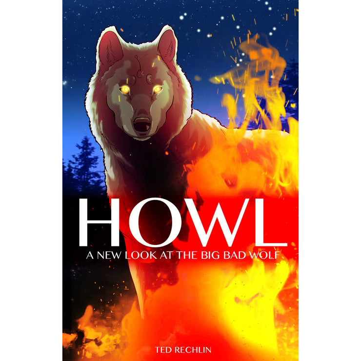 Howl: A New Look at the Big Bad Wolf | Field Museum Store